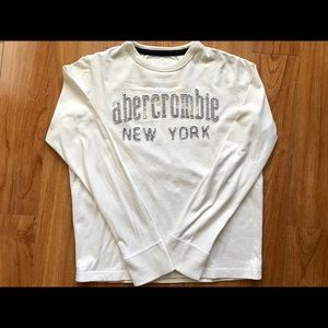 Abercrombie Long Sleeves T-shirt